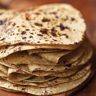Chapati (Indian Flatbread).