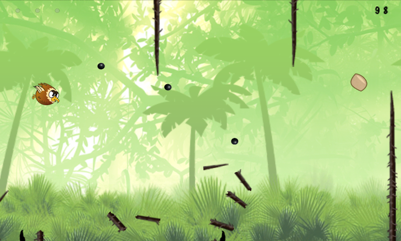 Line Birds - screenshot