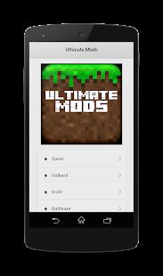 Ultimate Mods