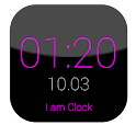 I am Clock icon