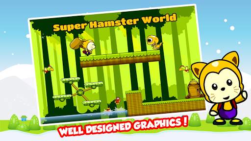 Super Hamster - Mario World