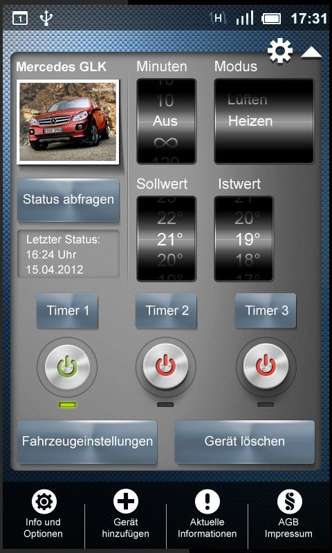 EasyStart Call- screenshot