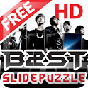 Beast ( B2st ) Slide Puzzle icon