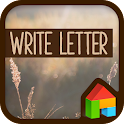 Letter LINE Launcher theme icon