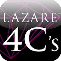 The Lazare Diamond 4C's logo