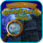Hidden Objects Haunted Worlds