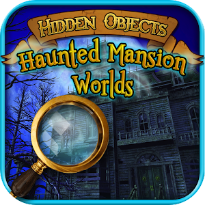Hidden Objects Haunted Worlds for PC and MAC