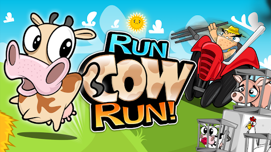 Run Cow Run- screenshot thumbnail
