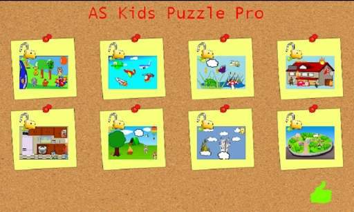 AS Kids Puzzle Free