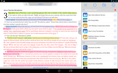 NCV Bible - screenshot thumbnail