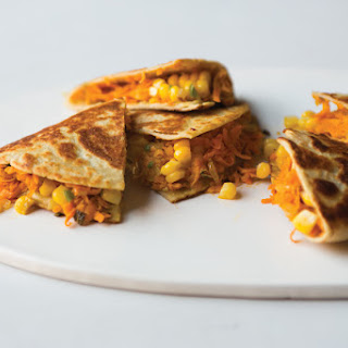 Sweet Potato Quesadillas Recipe