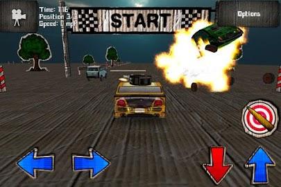 Cars And Guns 3D FREE Screenshot 4