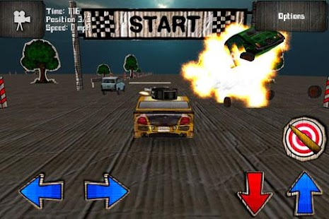 Cars And Guns 3D FREE Screenshot 4
