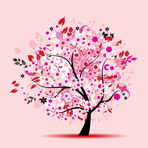 愛情樹動態壁紙 漫畫 App LOGO-APP試玩