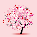 Amour Tree Live Wallpaper icon
