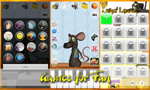 Talking Mike Mouse - screenshot thumbnail