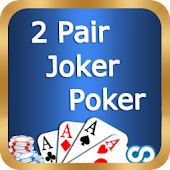 Two Pair Joker Poker