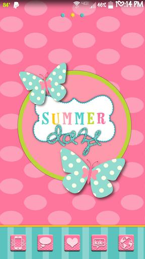 Summer Daze Go Launcher