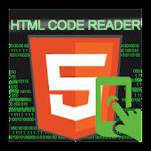 HTML Code reader