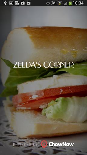 Zelda's Corner