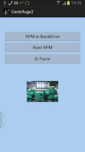 Centrifuge2 - more tools