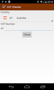 VAT Checker for EU company- screenshot thumbnail