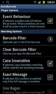 AutoBarcode - screenshot thumbnail