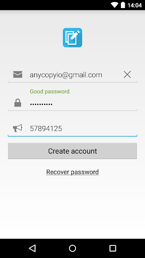 AnyCopy Plus:Copy & Paste Premium v3.2.0 [Unlocked]