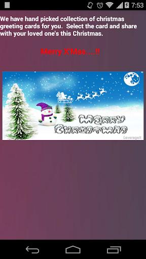 Christmas Greetings Free Share