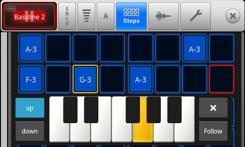 SPC - Music Drum Pad Demo- screenshot