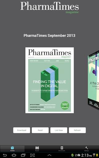 PharmaTimes Magazine