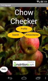 Chow Checker - screenshot thumbnail
