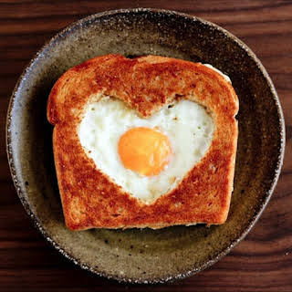 Egg in a Frame (Toad in a Hole).