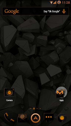 【免費個人化App】TR3M0R CM11 4.4 Theme-APP點子