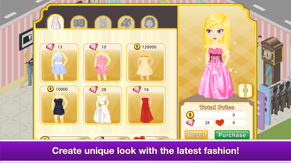 #11. Tap Boutique - Girl Fashion (Android)