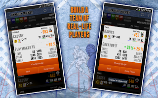 Screenshot of Dynasty Hockey