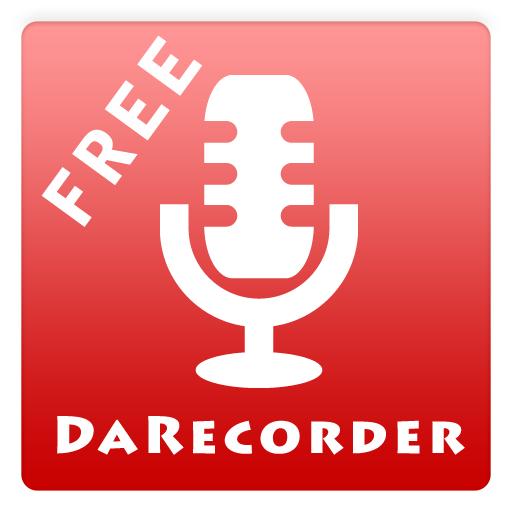高品质录音笔 DaRecorder MP3 錄音 秘密录音机 音樂 LOGO-玩APPs