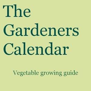 Gardeners Calendar