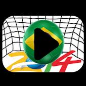 Replay Brazil 2014.Goal Videos