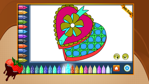 Coloring Book Chocolates 1.6.0 screenshots 10