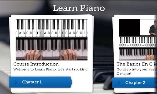 Learn Piano HD - screenshot thumbnail