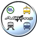 Athens Public Transport Pro icon