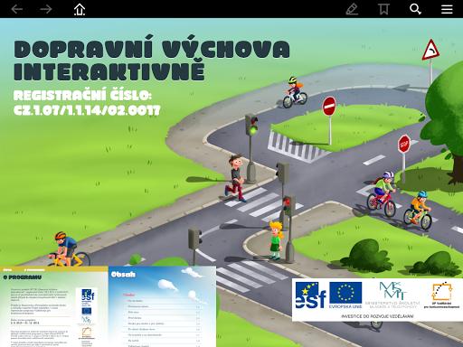 Dopravní výchova interaktivně