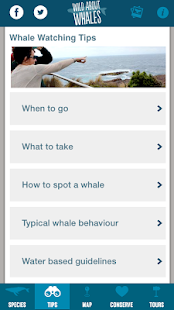 Whales NSW- screenshot thumbnail