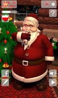 Screenshot of Talking Santa 2 Free
