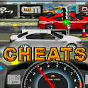 DRAG RACING CHEATS icon