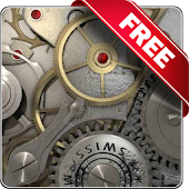 Watch Gears free livewallpaper APK for Nokia