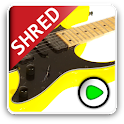 Guitar Solo SHRED VIDEOS LITE logo