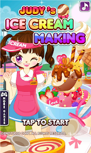 Judy's Ice Cream Maker-Cooking