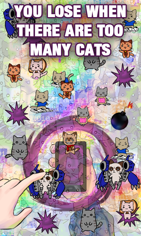 Cats Outernet - screenshot